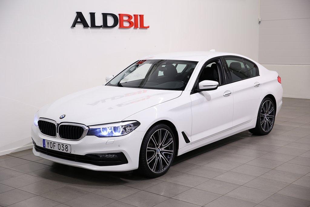 BMW 520 d 190hk xDrive Sport line Aut / 1.99% Ränta