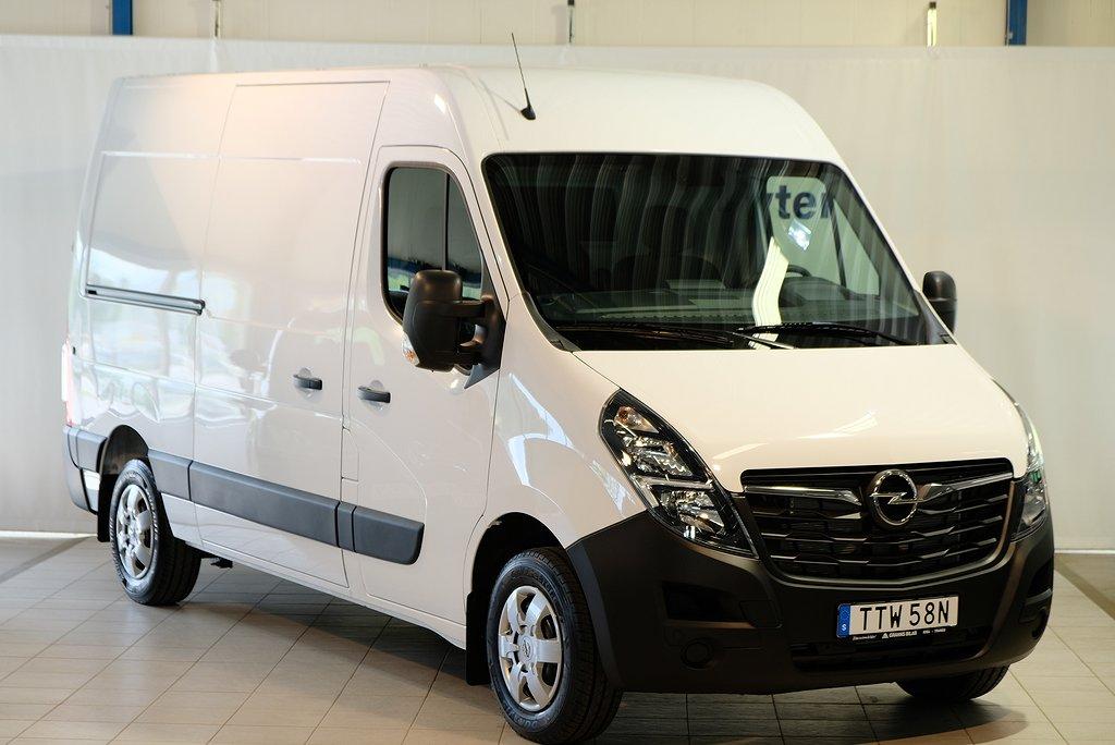 Opel Movano SKÅP BU L2H2 2,0D 180Hk