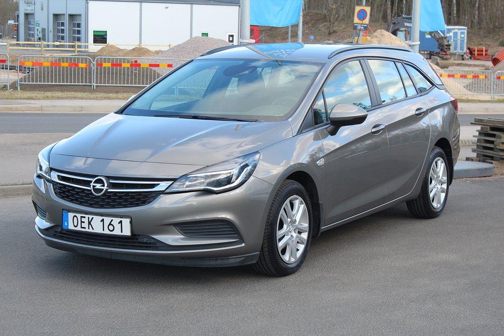 Opel Astra Sports Tourer EDIT Enjoy Plus 1,0T Automat 105hk