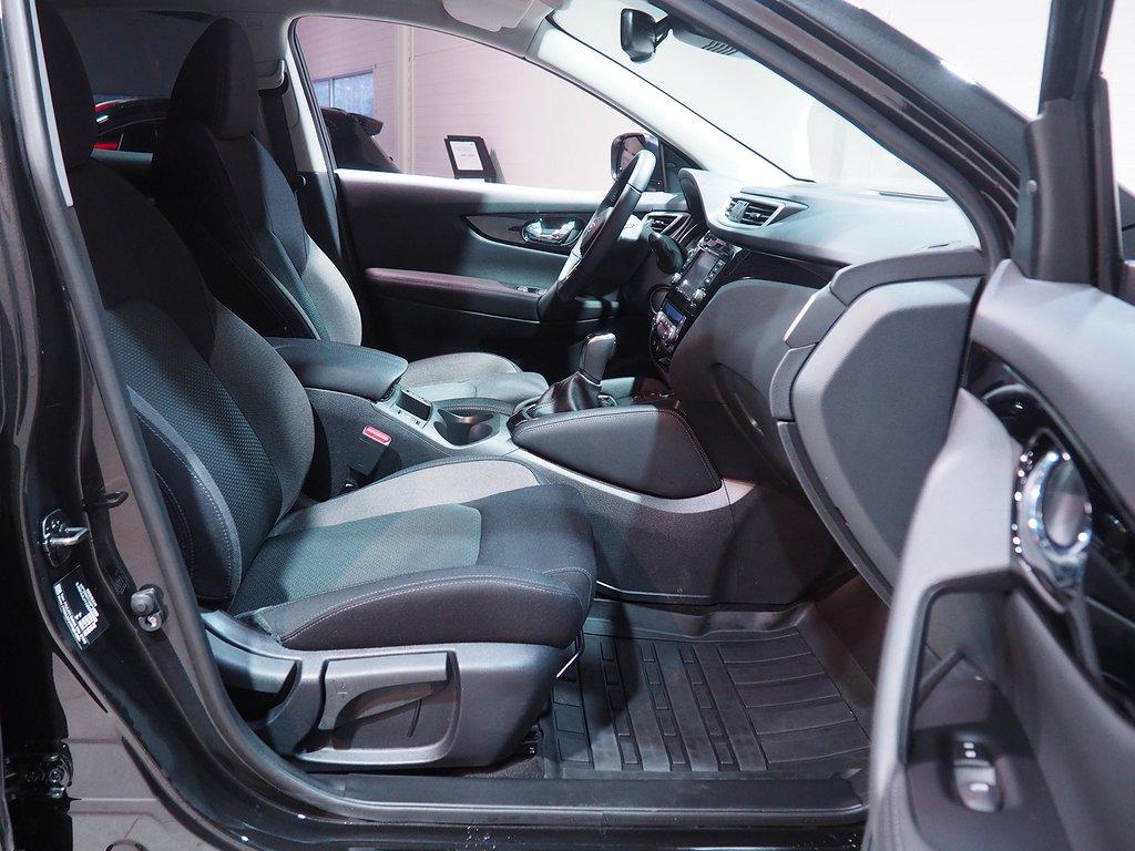 Nissan Qashqai 1.5 dCi Automat N-Connecta ProPilot DEMO 2020