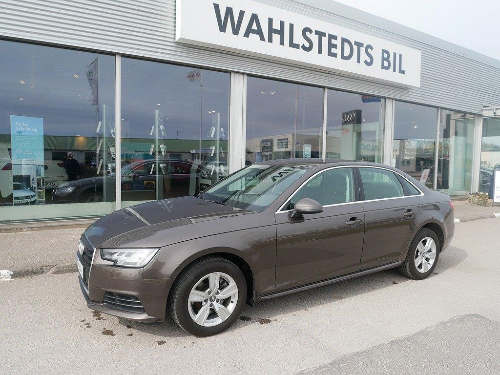 Audi A4 Sedan 2.0 TDI 160HK Q Matrix/Drag/Värmare