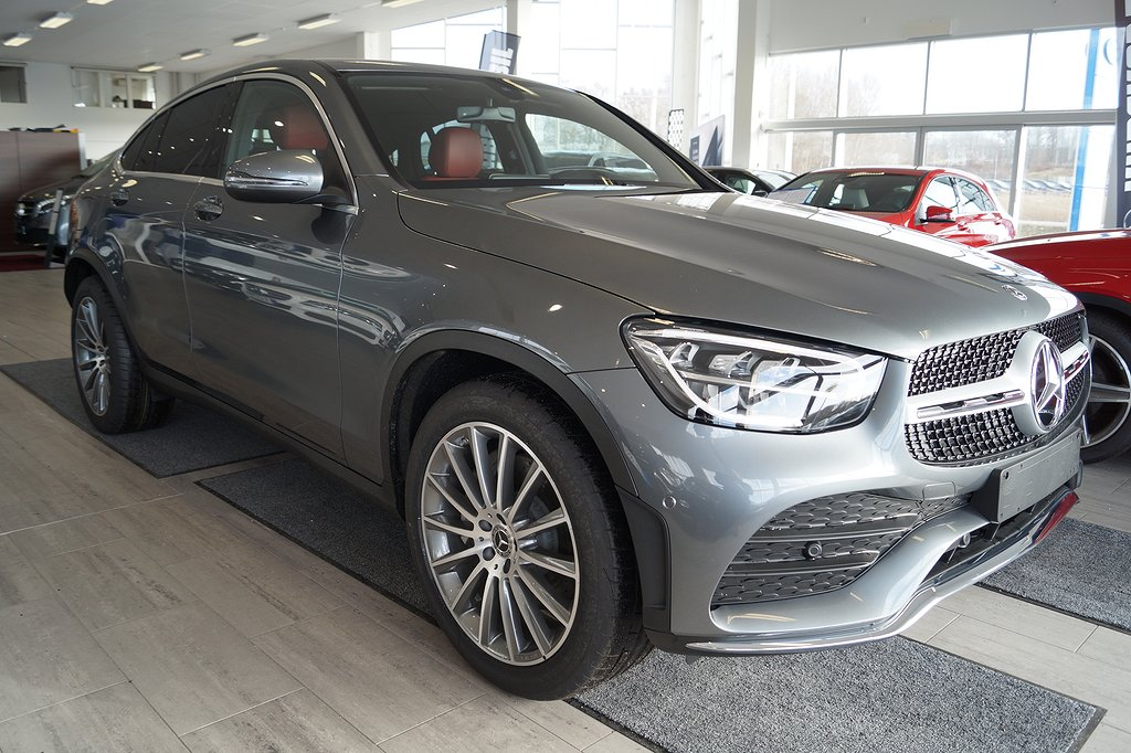 Mercedes-Benz GLC 200 d Coupé 4MATIC