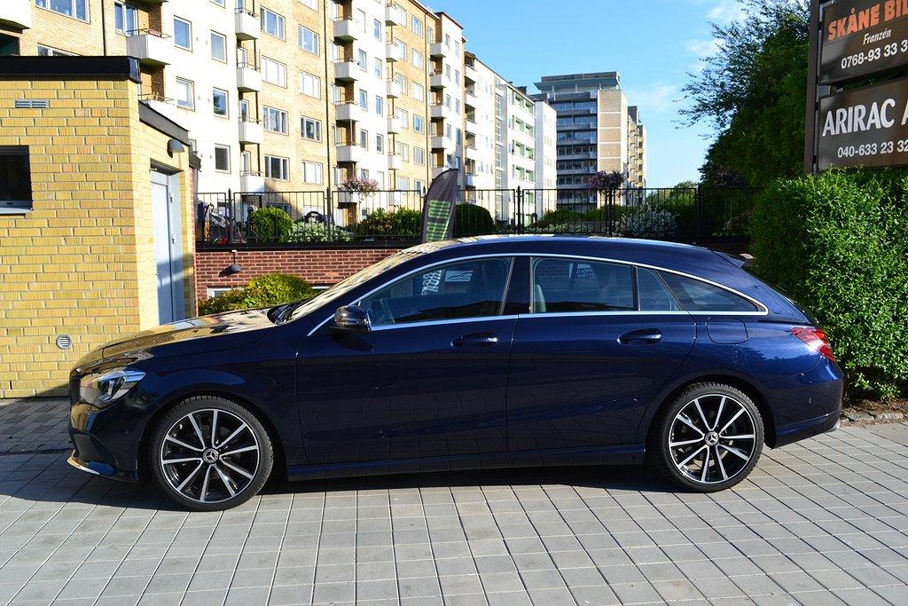 Mercedes-Benz CLA 200 d / Dragkrok / Värmare /