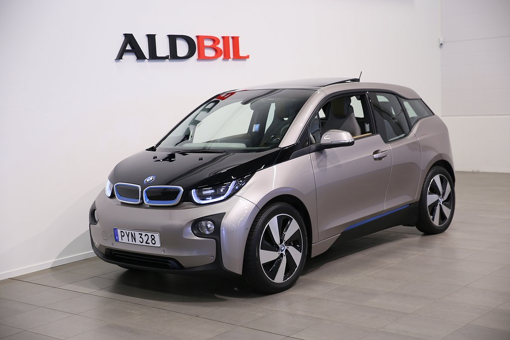BMW i3 60Ah 170hk Comfort Package