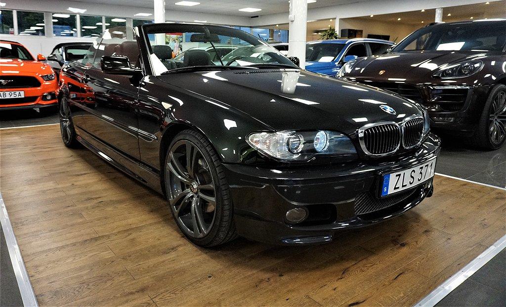 BMW 325 Ci Convertible Automat M Sport 192hk*hardtop*
