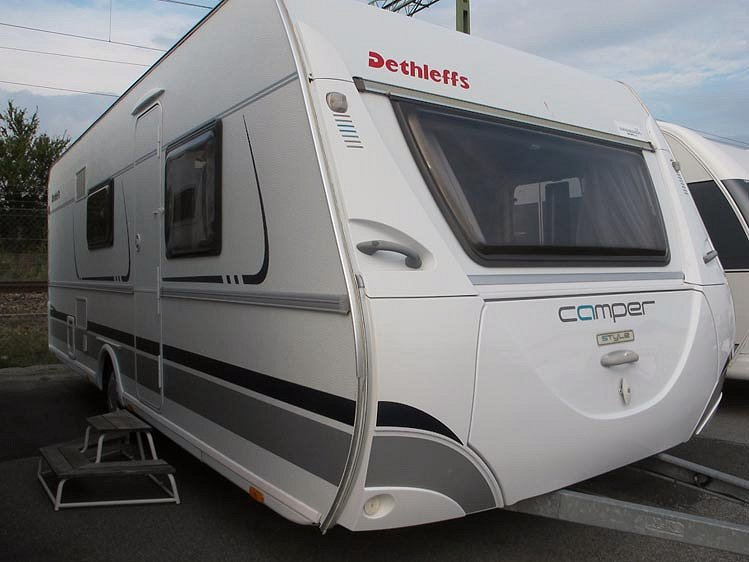 Camper Style 550