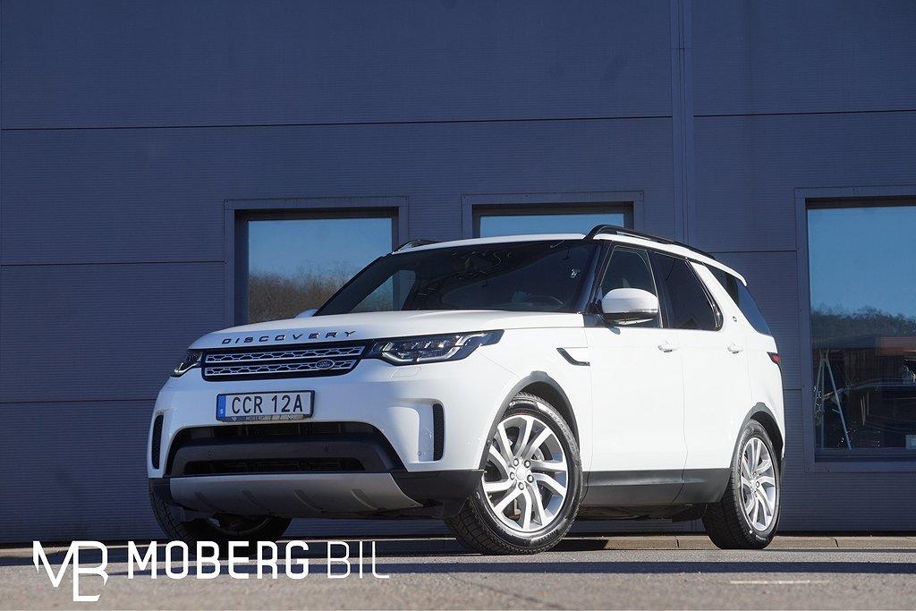 Land Rover Discovery 3.0 SDV6 AWD 306hk HSE 7-sits Värmare