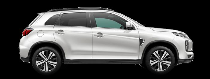 Modellbild av en Mitsubishi ASX