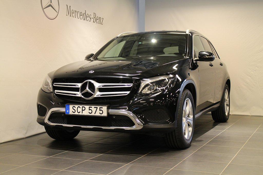 Mercedes-Benz GLC 220 d 4MATIC SUV - Dragkrok