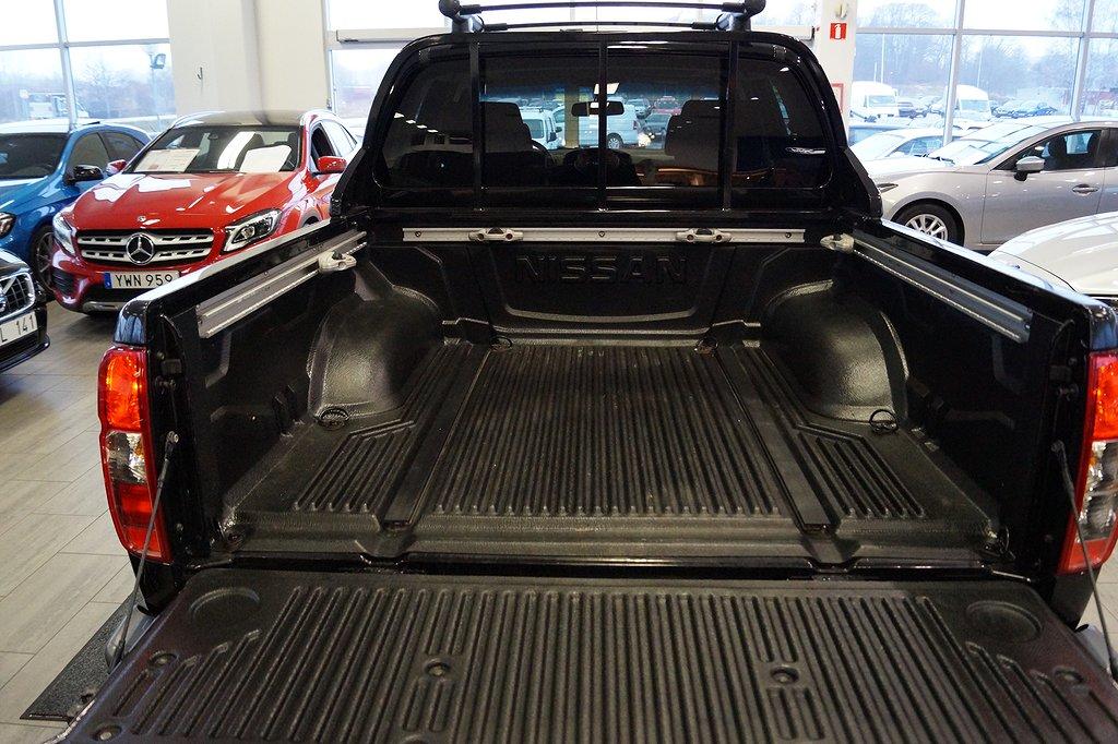 Nissan King Cab 2.5 dCi 190hk Navara 4WD Aut