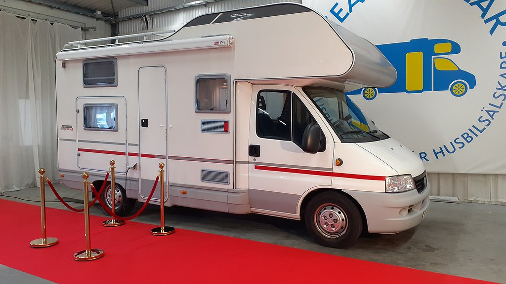 Adria 570 DK GDS-BIL