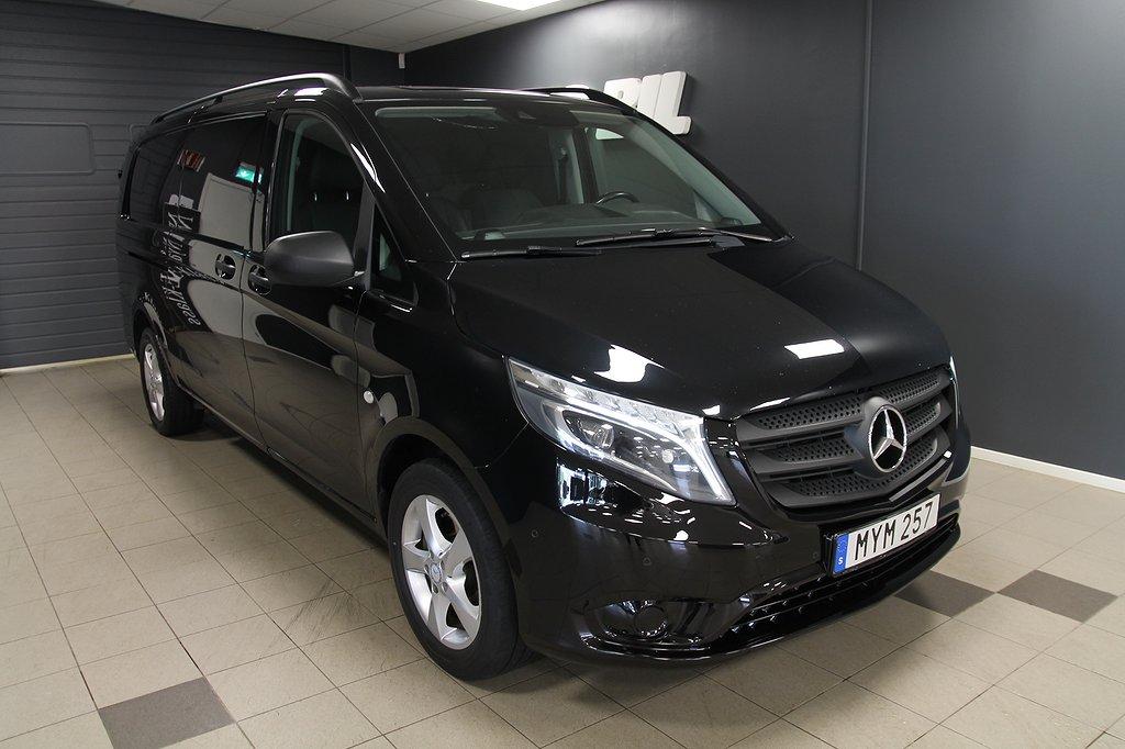 Mercedes-Benz Vito 119 d 4MATIC 7G-Tronic Ex Lång 6 190hk