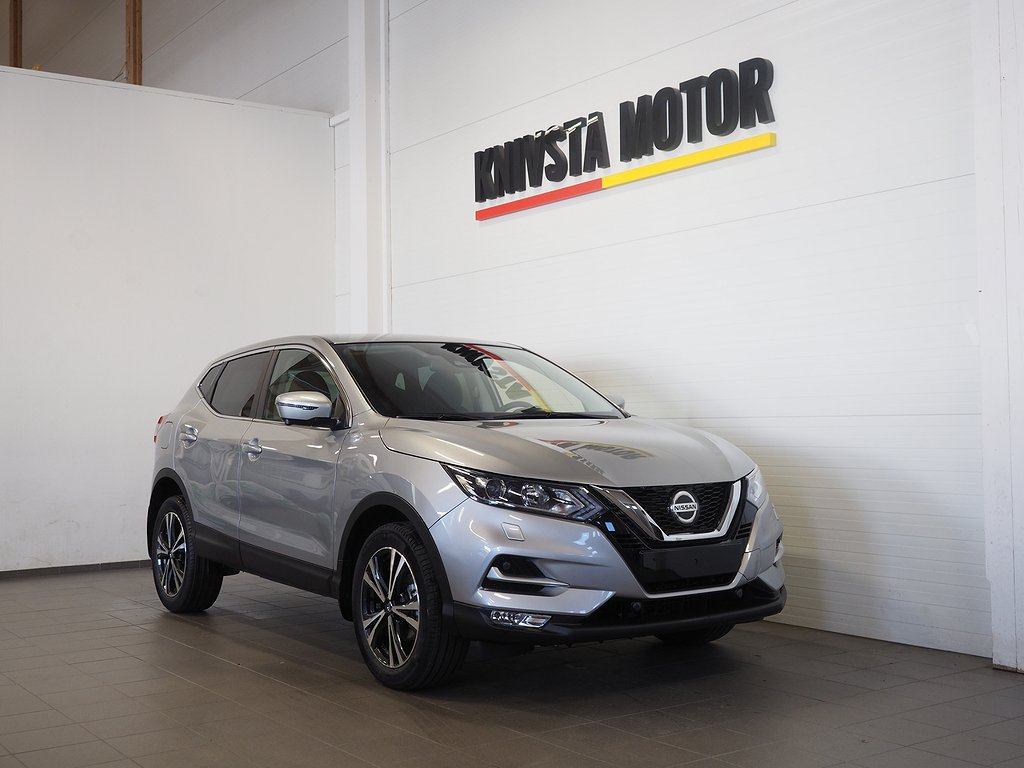 Nissan Qashqai N-Connecta Automat KAMPANJ 2021