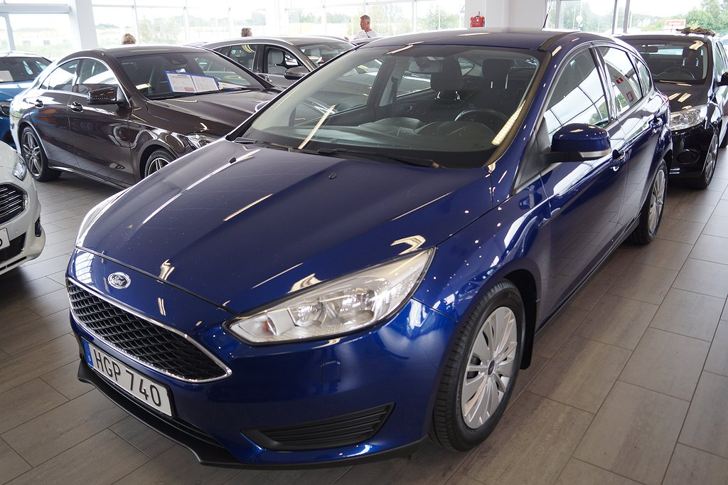 Ford Focus 1.5 Tdci 95hk Trend