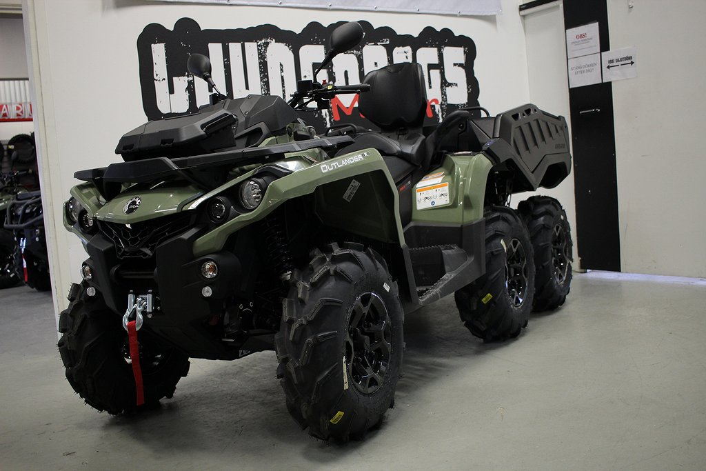 Can-Am Outlander 6x6 650 Max Pro+ 2020