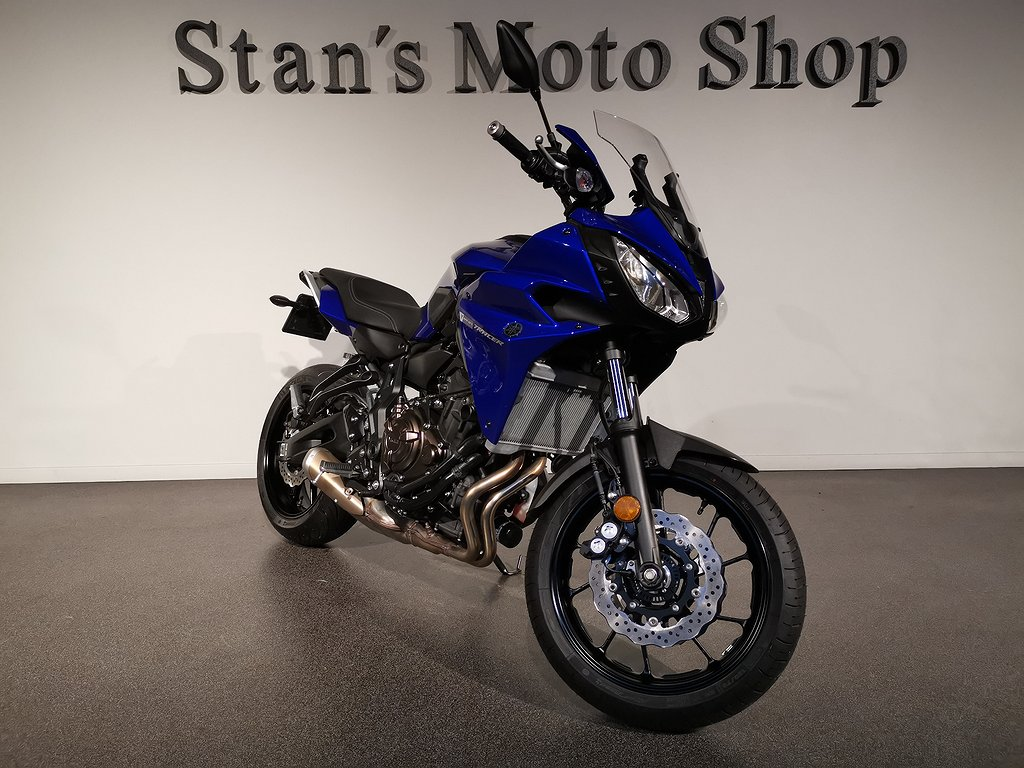 Yamaha MT-07 Tracer 700 ABS 25 Mil