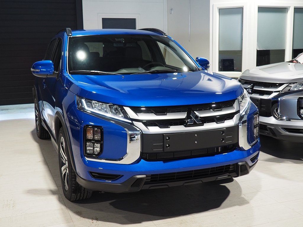 Mitsubishi ASX Komfort 4WD 150HK AUT 2020
