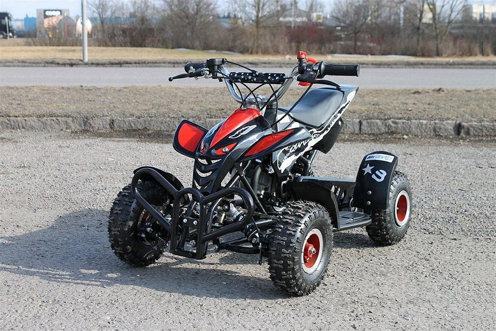 ATV Q2 Miniquad 49cc Svart