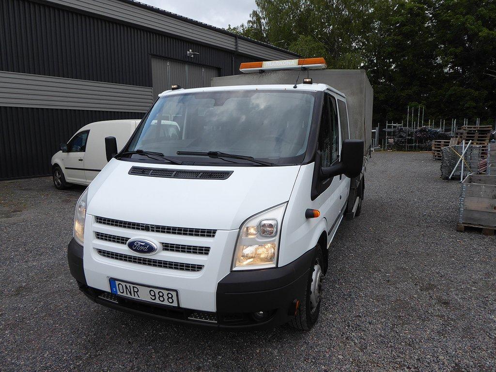 Ford Transit Van Dubbelhytt 6-sits 2,2 TDCI 155HK