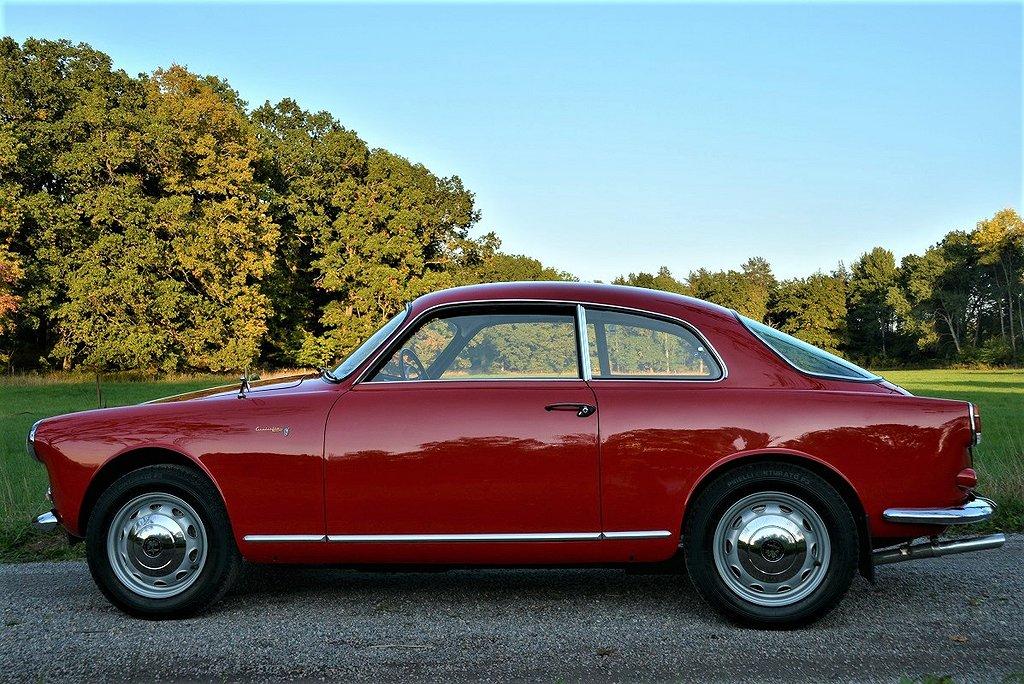 Alfa Romeo Giulietta Sprint 1300 750B S1 OBS! 35.000Km
