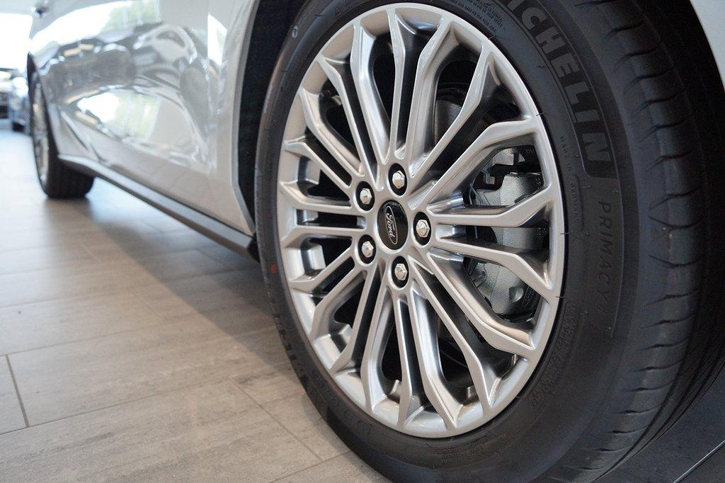 Ford Focus Nya 1.0T EcoBoost 125hk Titanium 5D