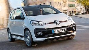 Volkswagen Up! GTI är nästan snabb