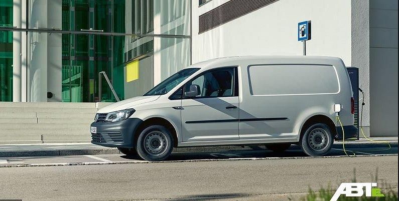 Volkswagen Caddy Maxi E-Caddy 37.3 kWh. 113hk