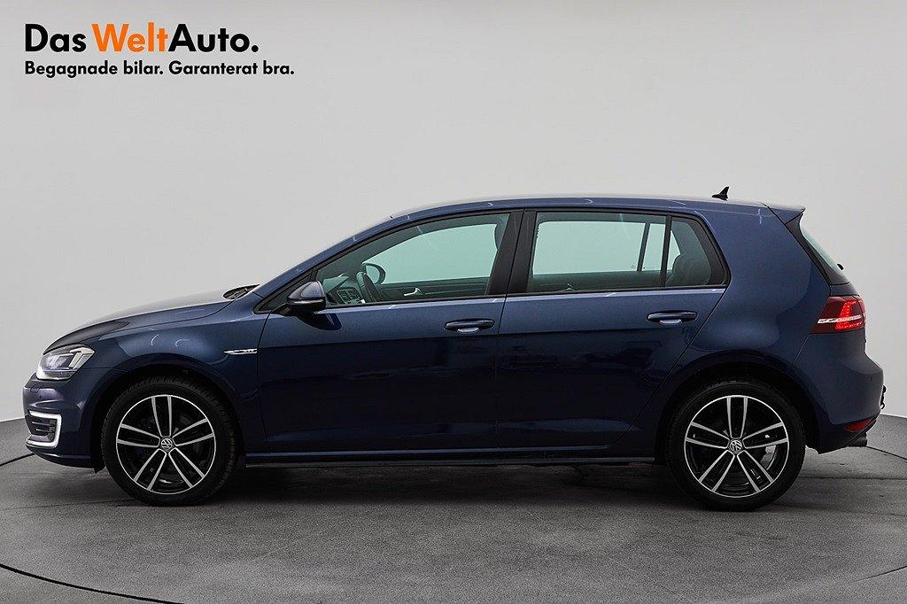 Volkswagen Golf GTE DSG/P-värmare