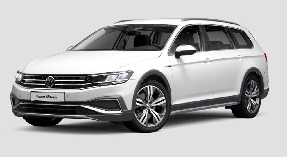 Volkswagen Passat Alltrack DSG 4M Nya Modellen