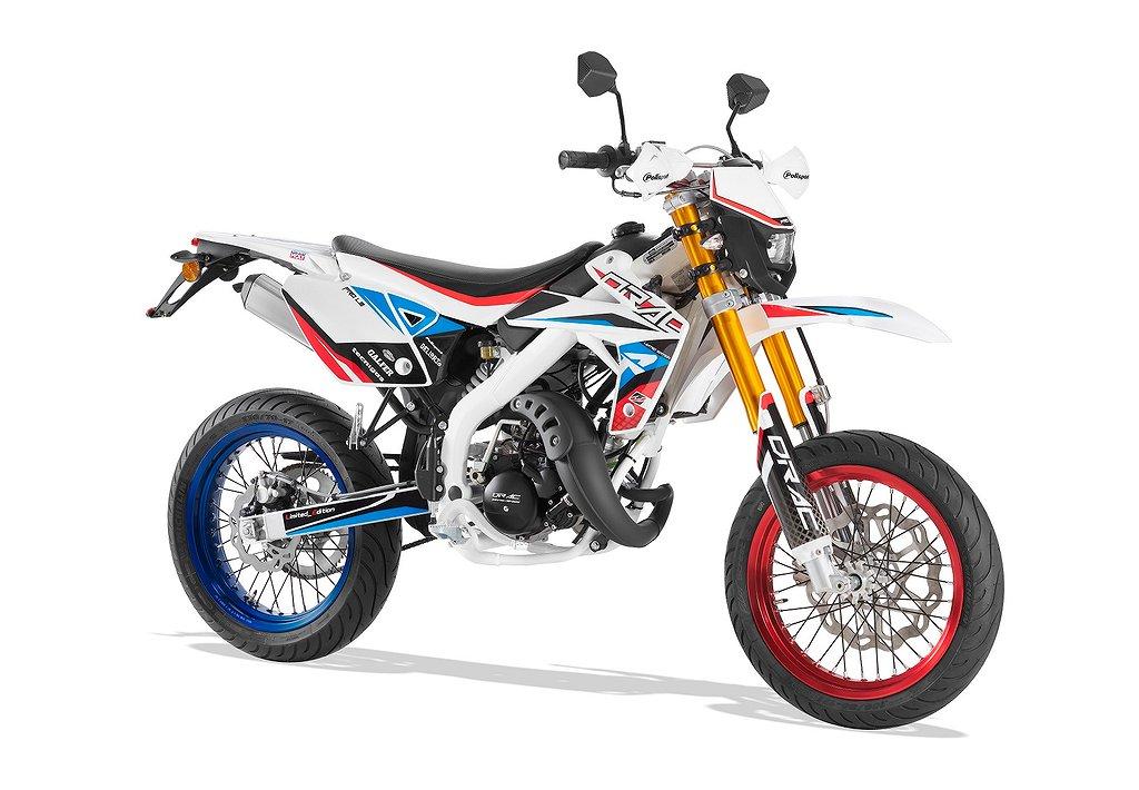 Rieju Drac SM PRO Limited ED -Värsting Moped motard!