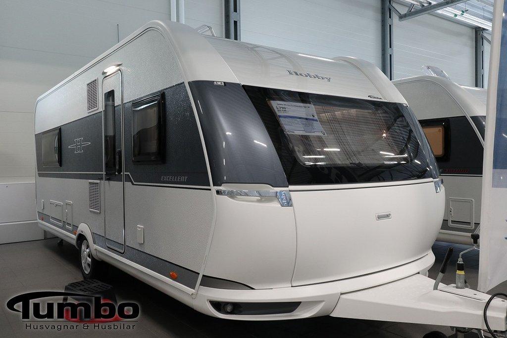 Hobby 560 KFU Excellent-Alde-Ugn