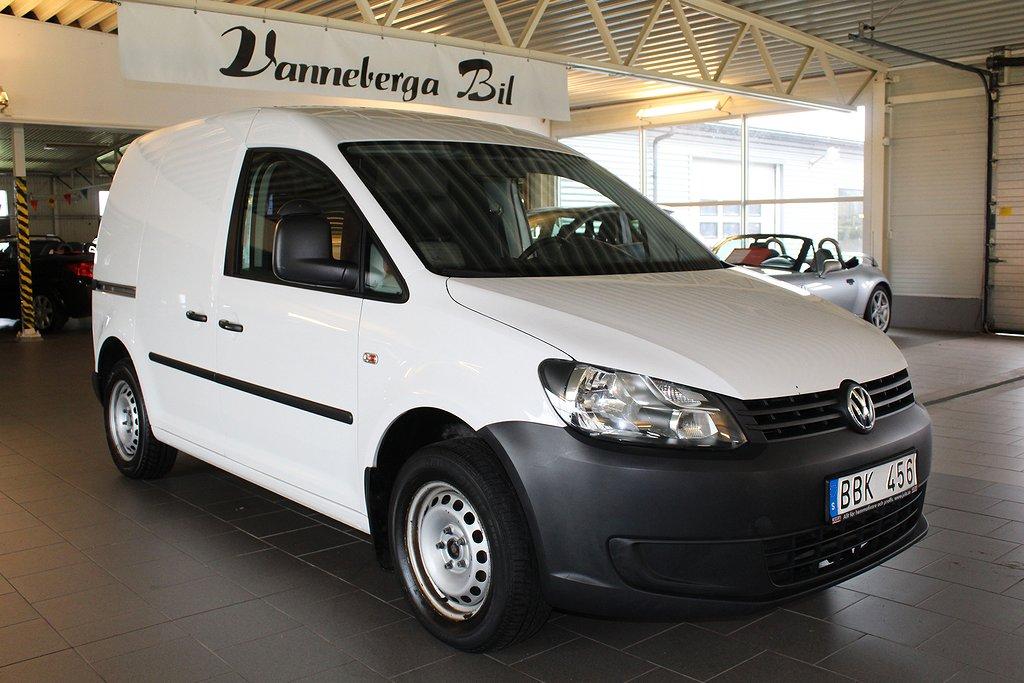 Volkswagen Caddy Panel Van 1.6 TDI Inredning/ 102hk