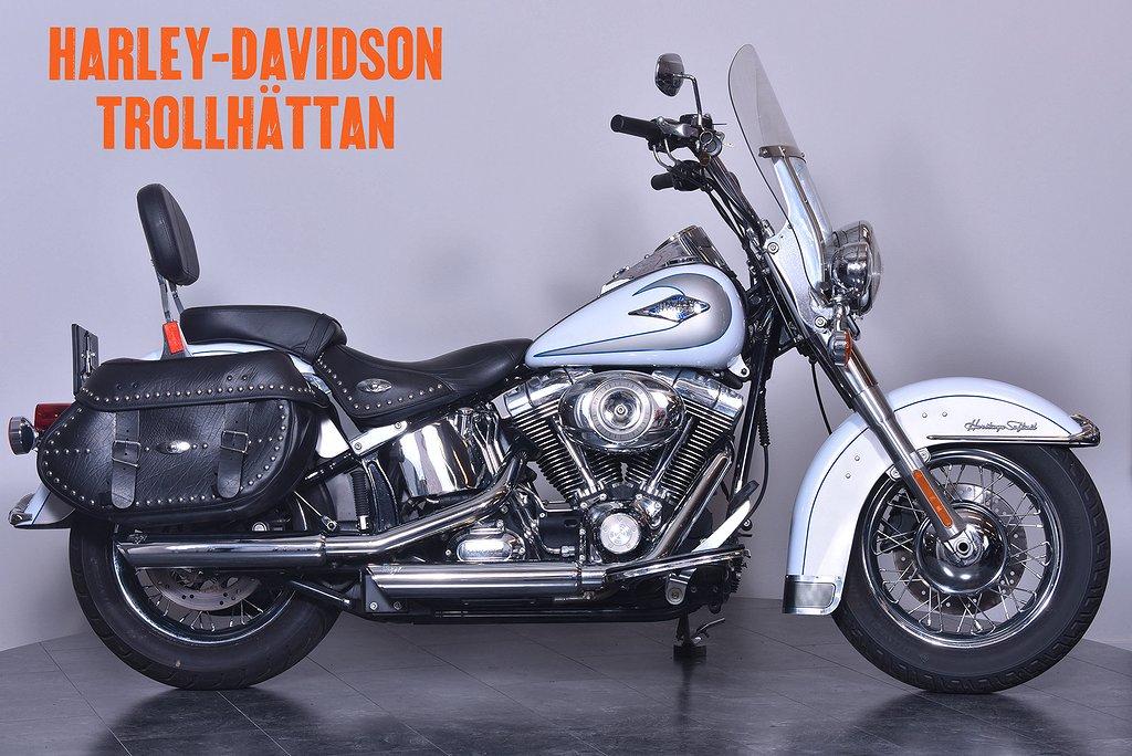 Harley-Davidson FLSTC FRI FRAKT