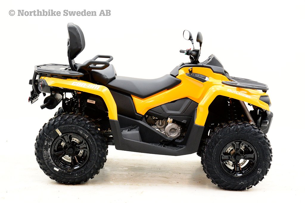 Can-Am Outlander 450 MAX T3B ABS KAMPANJ