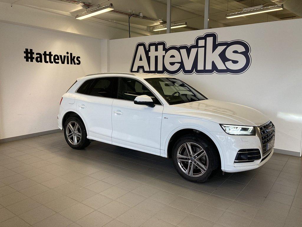 Audi Q5 Quattro 40 TDI S Tronic *S-Line* *Alpinpaket*, 190hk