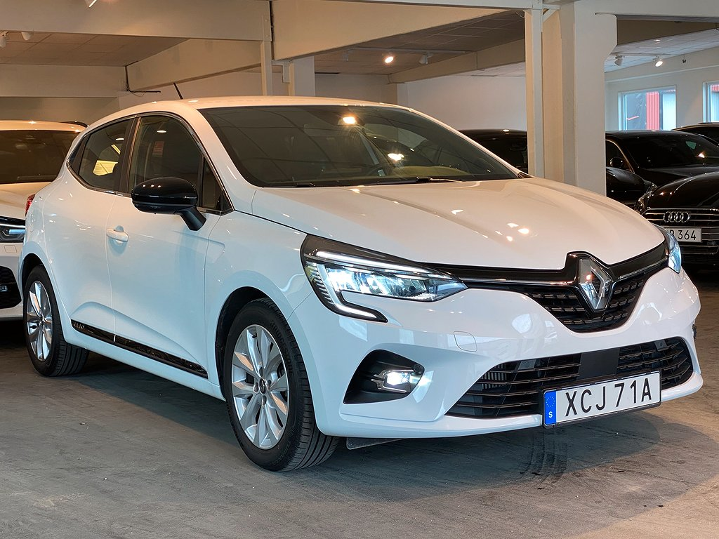 Renault Clio 1.0 TCe INTENS Gps Bose B-kamera 100hk