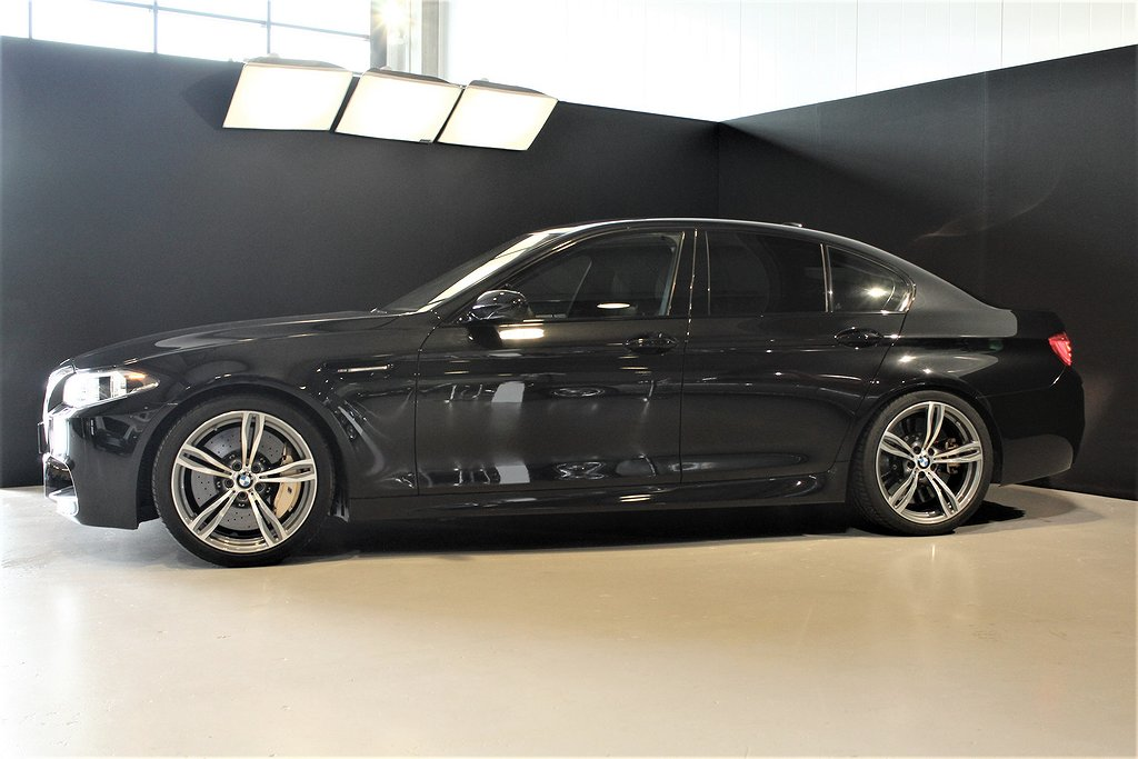 BMW M5 Competition DCT 575hk
