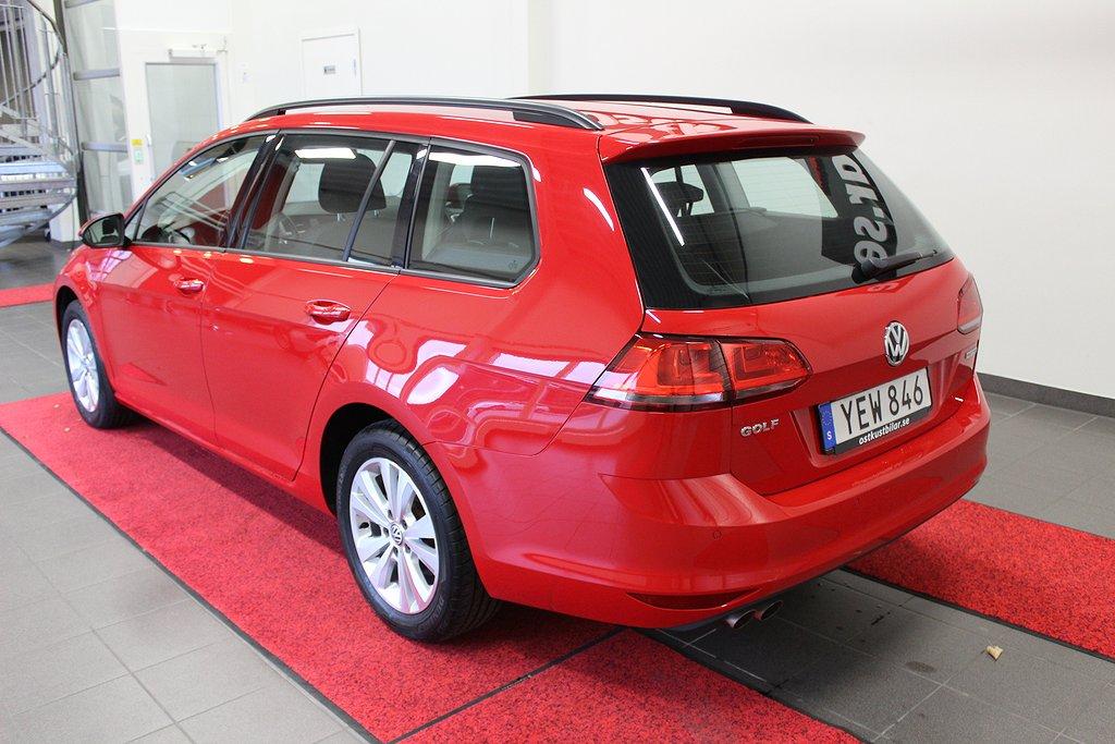 Volkswagen Golf, 1.4 TSI 125hk