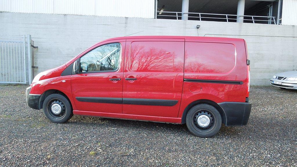 Citroën Jumpy  2.0 HDi / 59120:- ex moms / 2 skjut dörrar