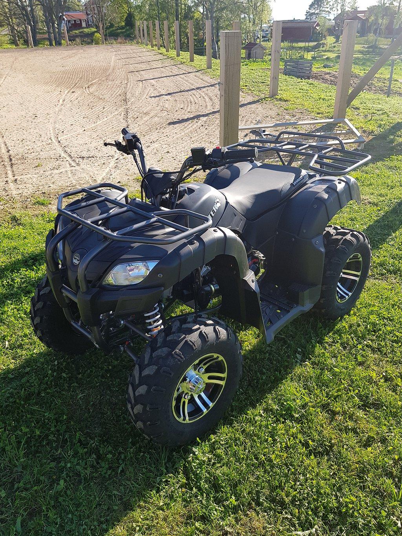 Viarelli Hunter 150cc/ OMG LEV GRÄNNA ATV