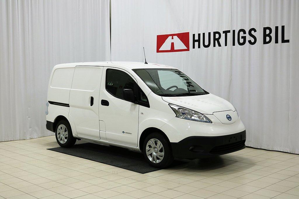 Nissan e-NV200 40 kWh Comfort Plus 100% EL