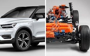 Volvo: Då kommer XC40 som elbil