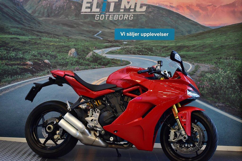 Ducati Supersport 939 S, ELiT MC Göteborg