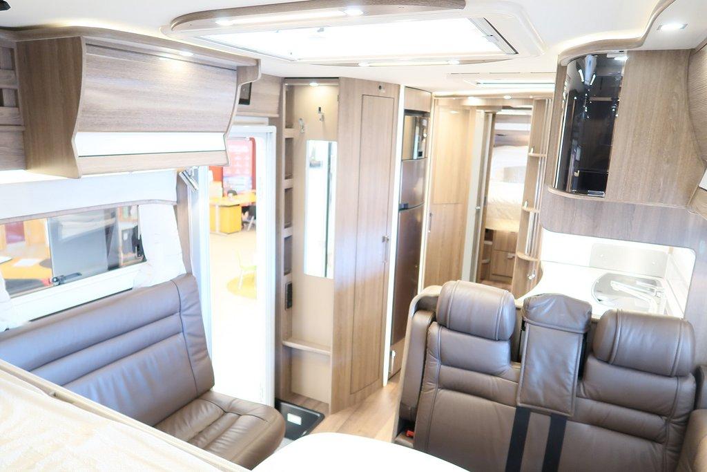 Husbil-integrerad Kabe TMI 910 Imperial QB 54 av 54