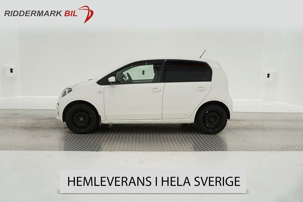 VW up! 1.0 5dr CNG (68hk)