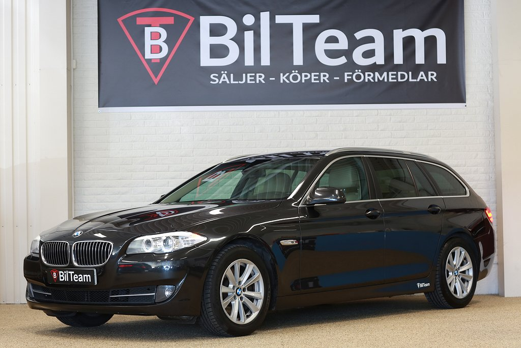 BMW 525 d Touring Steptronic 204hk