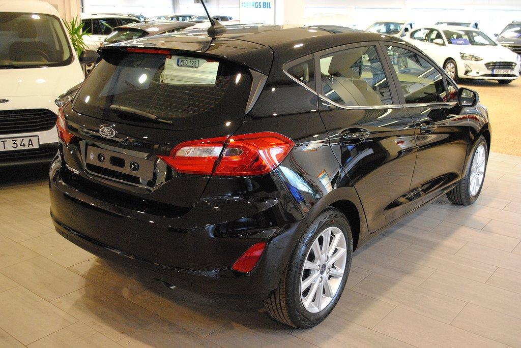 Ford Fiesta 1.0T EcoBoost 95hk Titanium