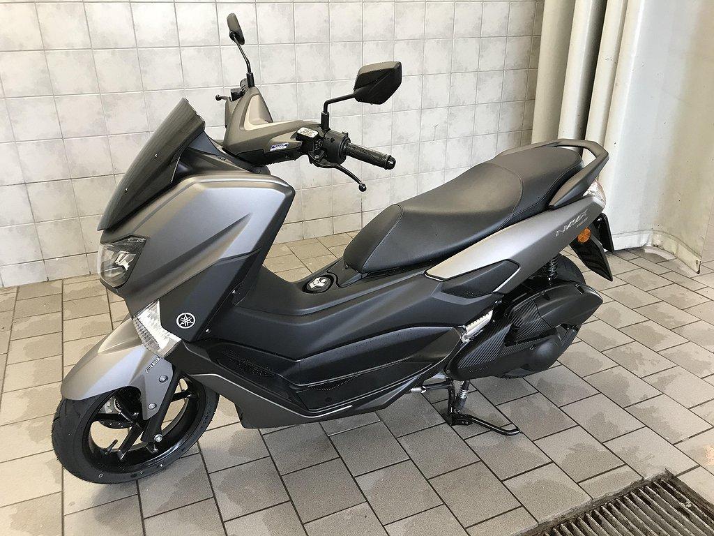 Yamaha NMAX 155 Demo