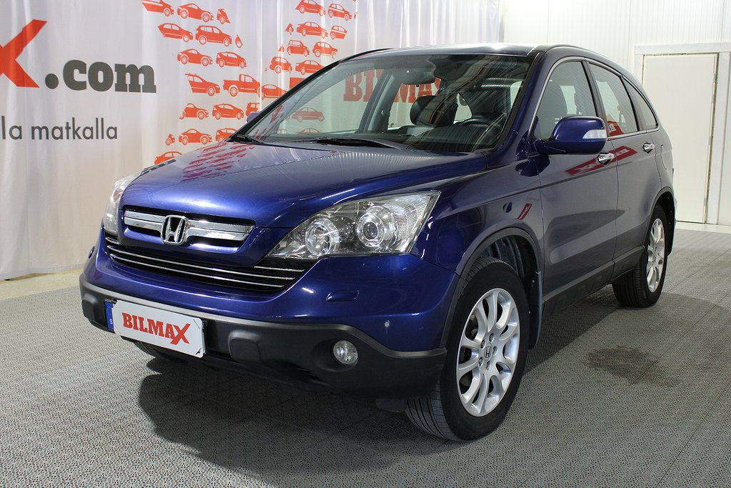 Honda CR-V 2.4 i-VTEC 4WD Automat 166hk
