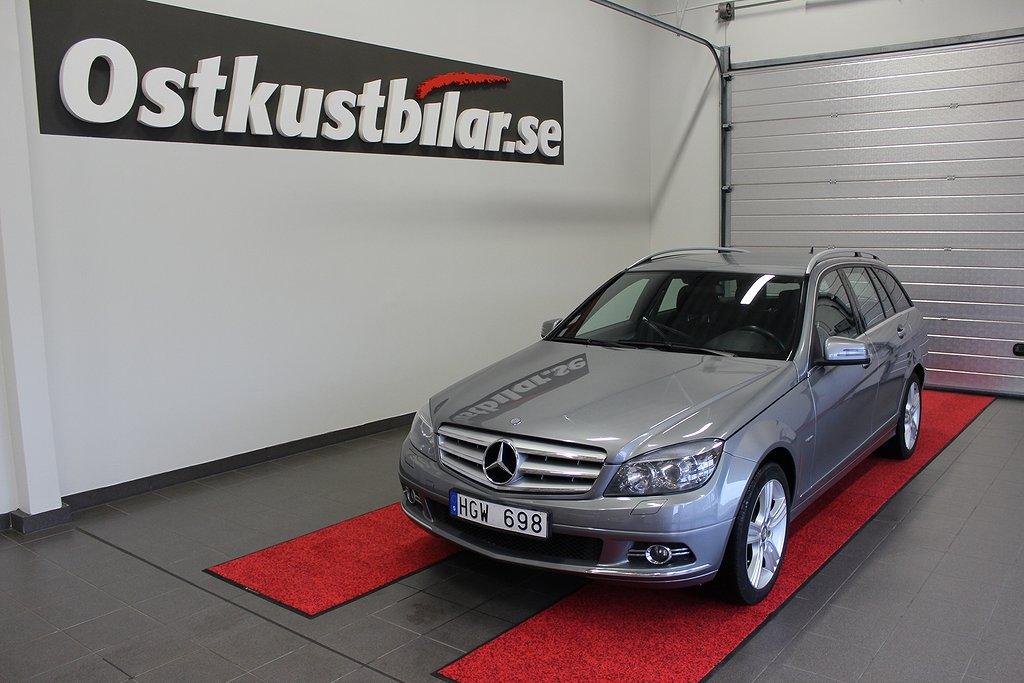 Mercedes-Benz C, 200 T CDI 2.2  AUTOMAT